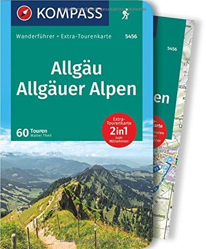 Kompass WF Allgäu, Allg. Alpen