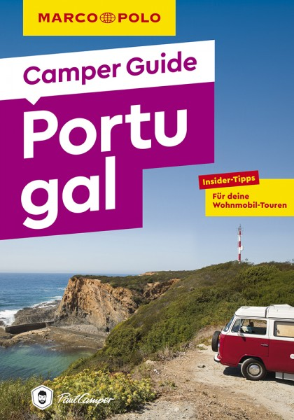 MARCO POLO Camper Guide Portugal