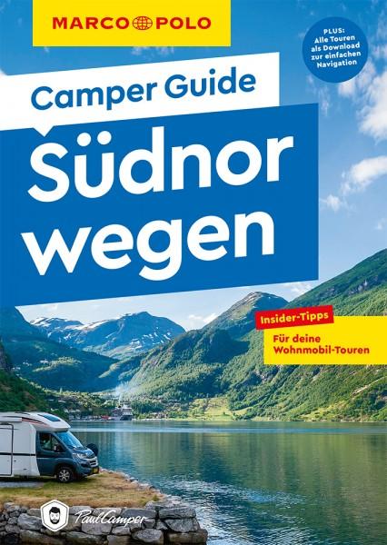 MARCO POLO Camper Guide Südnorwegen