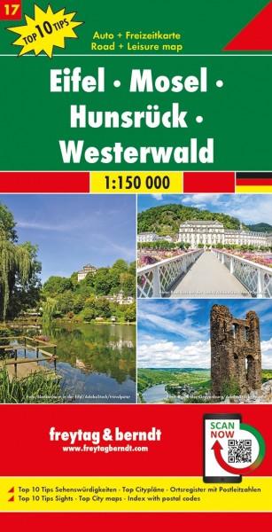 F&B AK & FZK Eifel - Mosel - Hunsrück - Westerwald