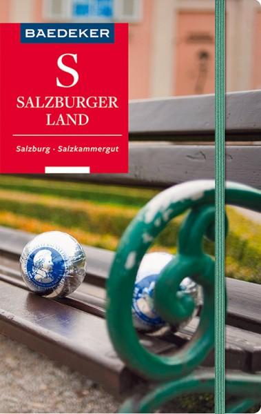 Baedeker Reiseführer Salzburger Land, Salzburg