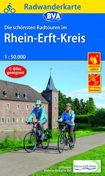BVA Radwanderkarte Rhein-Erft-Kreis