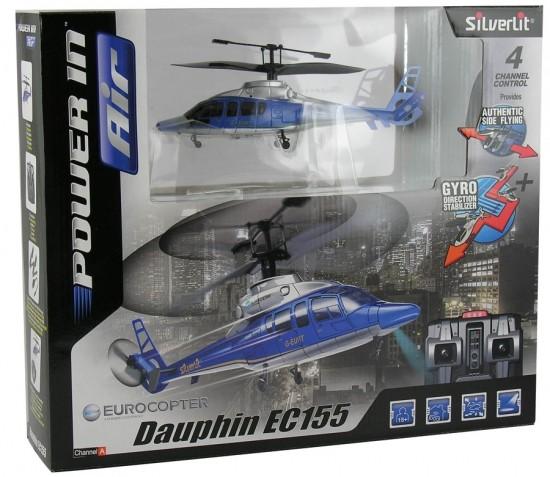 IR Eurocopter Dauphin EC155