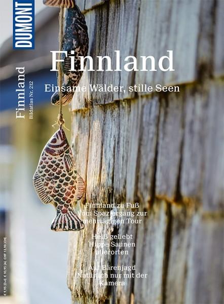 DuMont Bildatlas Finnland