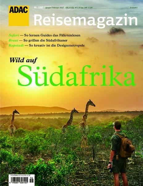 ADAC Reisemagazin Südafrika