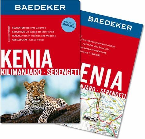 Baedeker Reiseführer Kenia