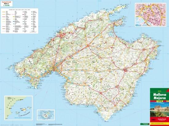 F&B Autokarte Mallorca