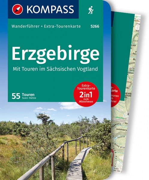KOMPASS Wanderführer Erzgebirge