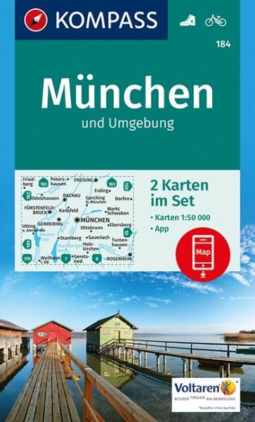 Kompass WK 2er-Set München