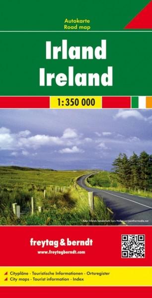 F&B Autokarte Irland