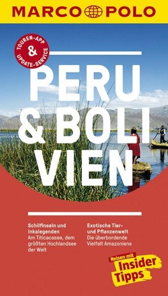 MP Reiseführer Peru, Bolivien