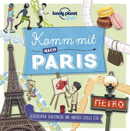 LP Kids Komm mit nach Paris
