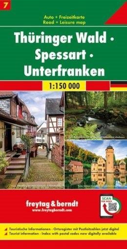 F&B AK & FZK Thüringer Wald-Spessart-Unterfranken
