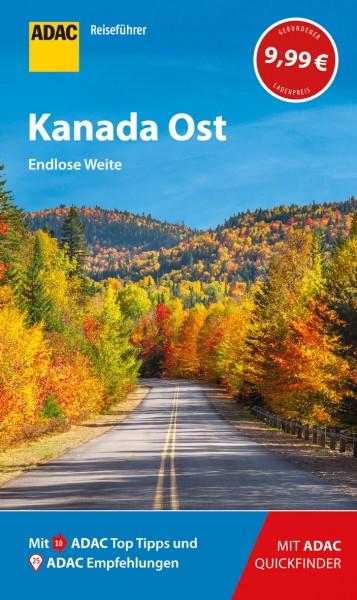 ADAC Reiseführer Kanada Ost