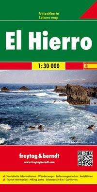 F&B Freizeitkarte El Hierro