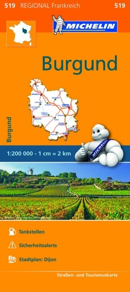 Michelin KR Burgund