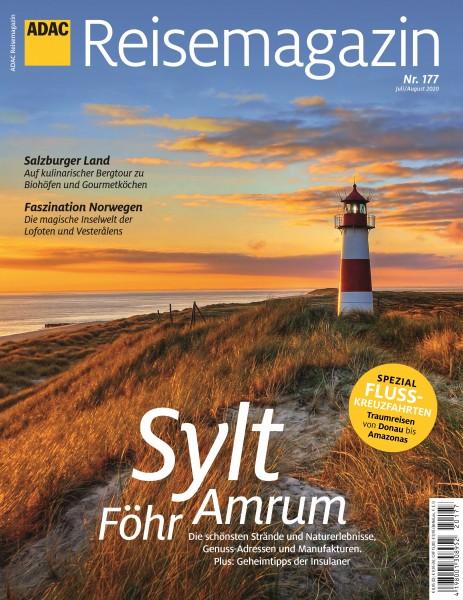 ADAC Reisemagazin - Ausgabe 03/2020