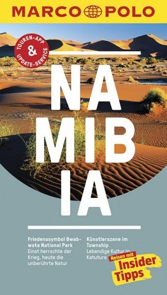 MP Reiseführer Namibia