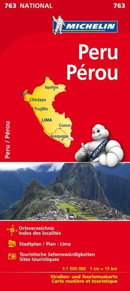 Michelin KN. Peru