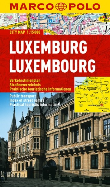 MP Cityplan Luxemburg