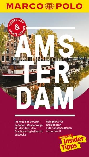 MP Reiseführer Amsterdam