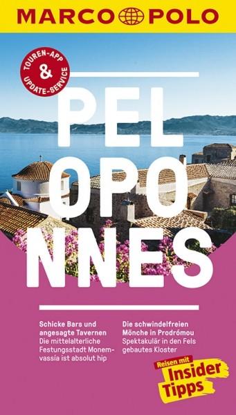 MP Reiseführer Peloponnes