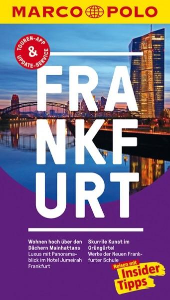 MP Reiseführer Frankfurt