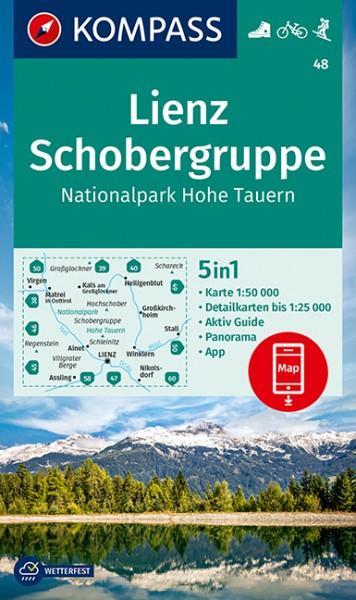 KOMPASS WK Lienz, Schobergruppe