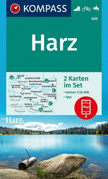 Kompass WK Set Harz