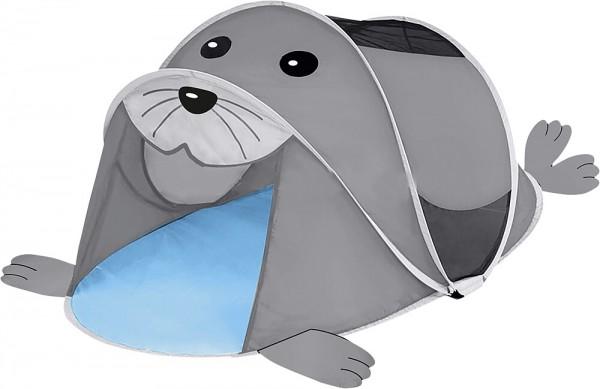 Kinder Pop-Up Zelt - Seehund