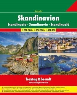 F&B Superatlas Skandinavien