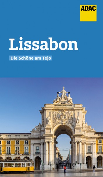 ADAC Reiseführer Lissabon