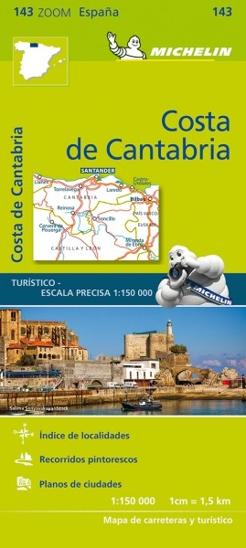 Michelin - Costa de Cantabria