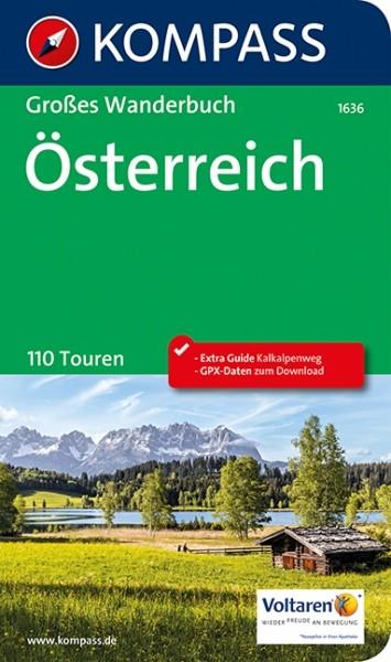 Großes Wanderbuch Österreich