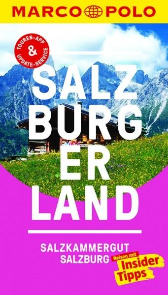 MP Reiseführer Salzburger Land