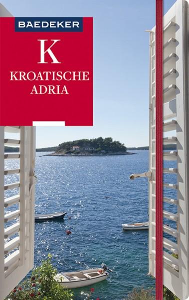 Baedeker RF Kroatische Adria