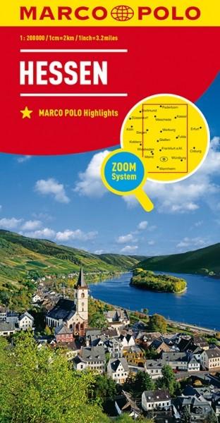 MP Karte Hessen