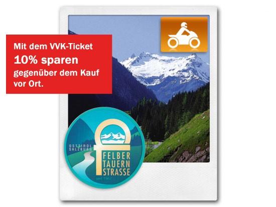 Felbertauern Ticket Motorrad