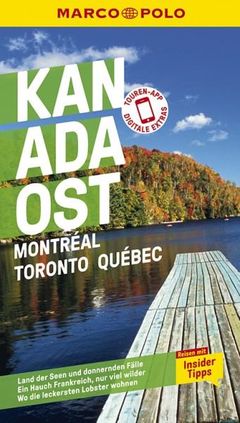 MARCO POLO RF Kanada O, Montreal, Toronto, Québec