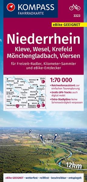 Kompass FK Niederrhein, Kleve, Wesel, Krefeld