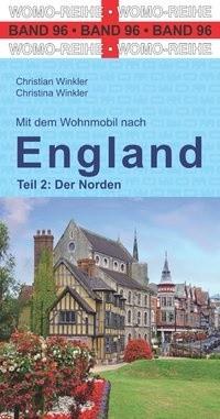 Mit dem Wohnmobil nach England - Der Norden