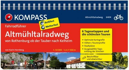 Kompass FF Altmühltal-Radweg