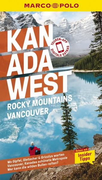 MARCO POLO RF Kanada W, Rocky Mountains, Vancouver