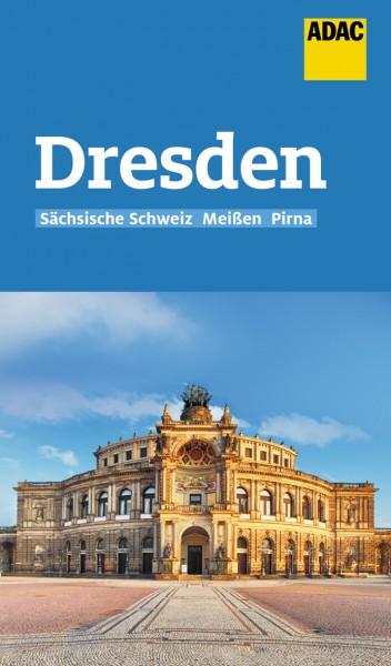 ADAC Reiseführer Dresden und Sächsische Schweiz