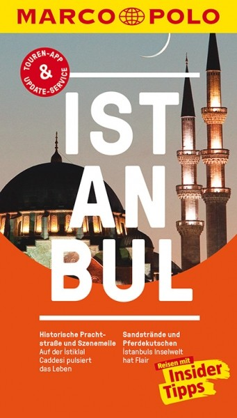 MP Reiseführer Istanbul