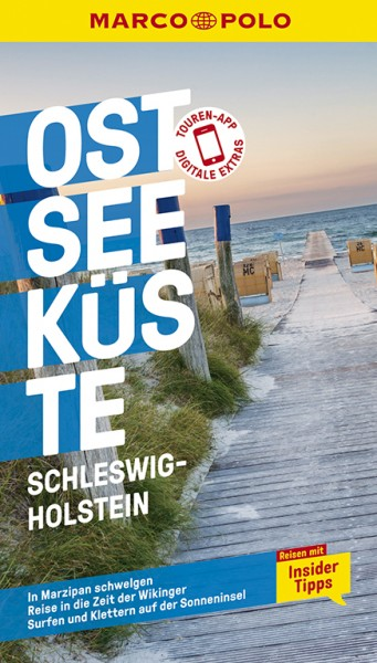 MARCO POLO RF Ostseeküste Schleswig-Holstein