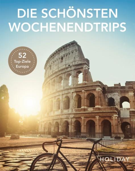 HOLIDAY Reisebuch: Die schönsten Wochenend-Trips