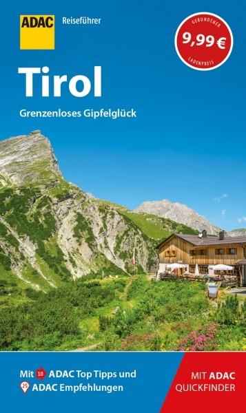 ADAC Reiseführer Tirol