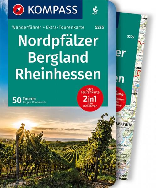 KOMPASS Wanderführer Nordpfälzer Bergland