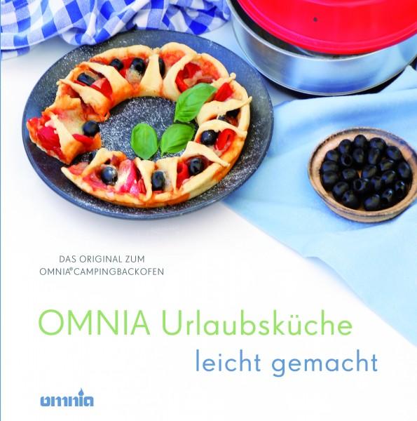 OMNIA Kochbuch Urlaubsküche leicht gemacht